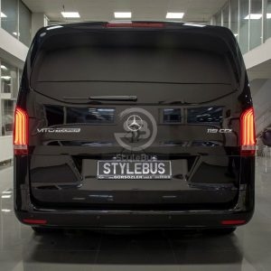 Mercedes Vito VIP - Gürsözler Otomotive - StyleBus - www.stylebus.com.tr