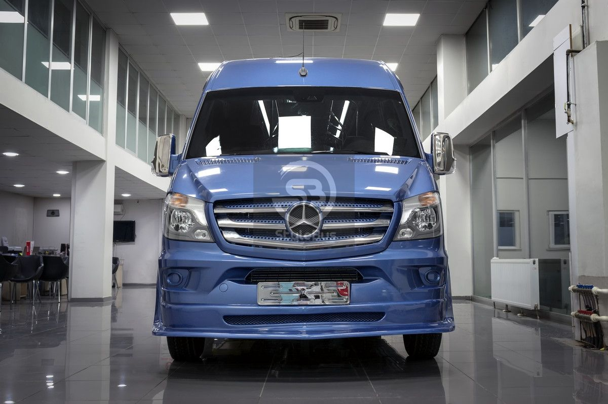 StyleBus Mercedes Sprinter with One Door - VIP Design Transport Bus
