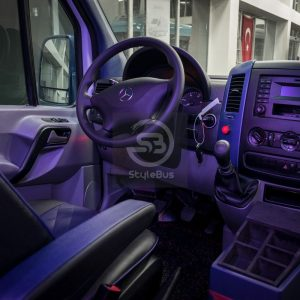 StyleBus Mercedes Sprinter with One Door - VIP Design Transport Bus