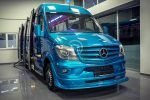 StyleBus Mercedes Sprinter with Two Doors – VIP Design Transport Bus