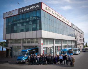 StyleBus VIP Transport Bus Design Team