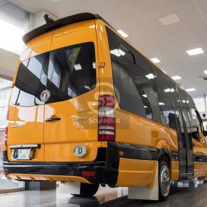 Mercedes Sprinter Transport Bus with 1 Door - Gürsözler Otomotive - StyleBus - www.stylebus.com.tr