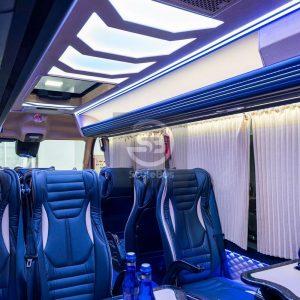 Mercedes Sprinter Tourism Bus - Gürsözler Otomotive - StyleBus - www.stylebus.com.tr