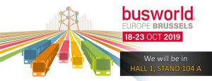 Busworld 2019 Europe Brussels