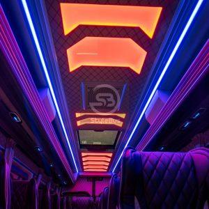 StyleBus Mercedes Sprinter Tourism Bus Extended 19+1+1 Seats