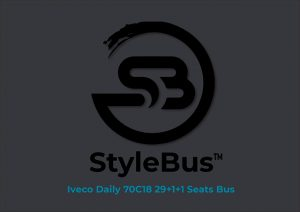 StyleBus Iveco Daily 70C18 29+1+1 Seats Bus Catalog
