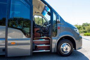 StyleBus Mercedes Sprinter Tourism Bus Gray