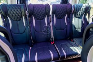 StyleBus Mercedes Sprinter Tourism Bus Gray