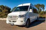 StyleBus Mercedes Sprinter Handicapped Bus White 16+1+1 Seats