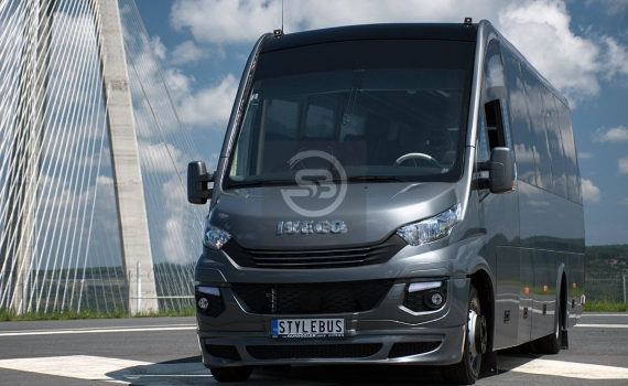 IVECO – StyleBus 30 Seats Transport Bus