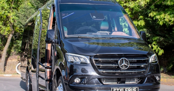 MERCEDES SPRINTER Tourism Luxury Bus